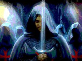 Imagen de un articulo, de Lo Mas Insolito, sobre los caballeros templarios