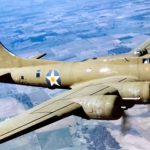 Un B-17 aterrizo en Bélgica sin ningún problema, pero nadie descendió del avión, y todos se preguntaron ¿donde estaba la tripulación?.