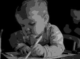 La percepción de los niño podría recibir ayuda desde el más allá