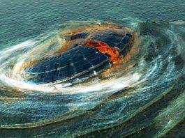 Algo que parecía un OVNI se precipito al mar en un suceso llamado el caso de Shag Harbour