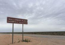 La familia Knowles sufriría un suceso extraño en el parque australiano llamado Nullarbor