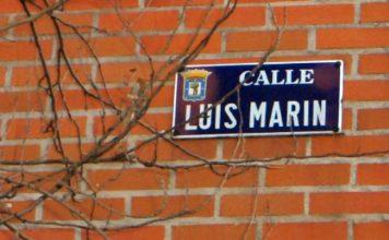 Un suceso enigmático llamado el caso Vallecas sucedió en la calle Luis Marín de Madrid