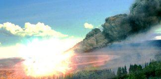 Un extraño suceso ocurrió a principote del siglo XX, denominado la explosión de Tunguska
