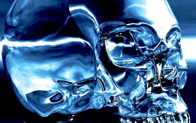 Un extraño objeto la calavera de cristal, existen once
