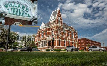 En este siglo tan escéptico todavía existe La biblioteca Willard y su fantasma