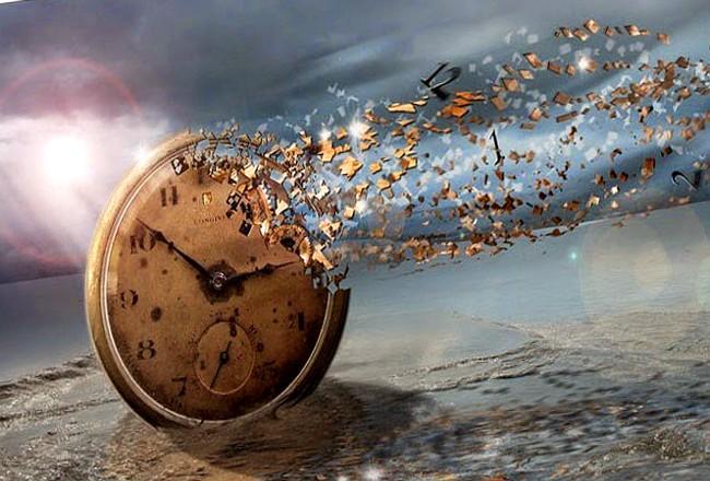 El tiempo y ciertos viajeros