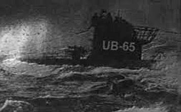 El UB-65, desde sus inicios fue un submarino maldito