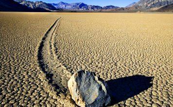 Las piedras se mueven