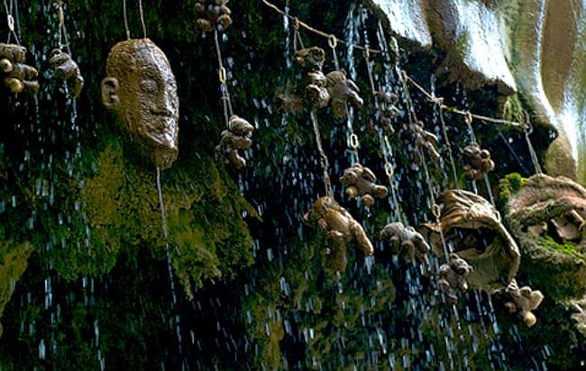 El agua misteriosa del pozo de Knaresborough