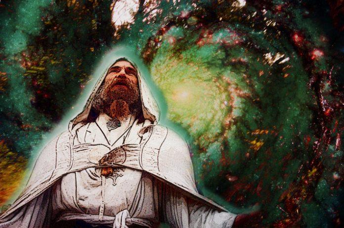 El Druida y la cultura celta