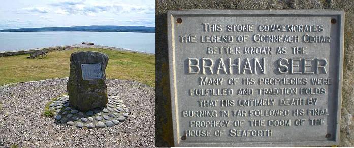 La Maldición del Seaforth y Coinneach Odhar