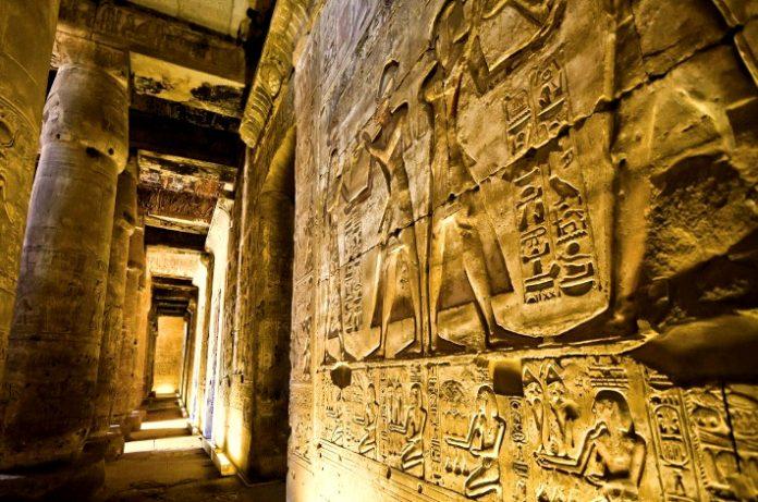 Vestigios Extraterrestres Bajo la Esfinge y las Pirámides #111111