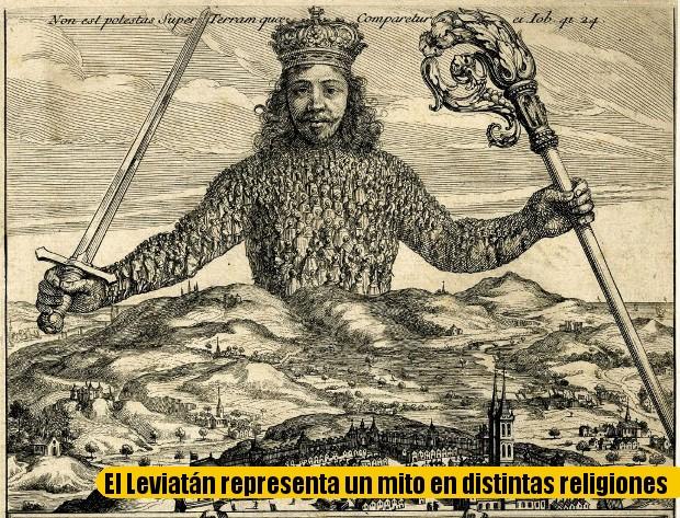 Leviatán, Mitos y Leyendas Monstruo del Caos #2222