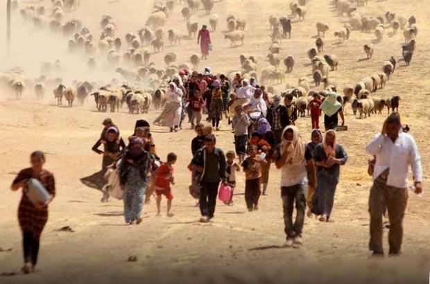 Yezidismo... Los Yezidis y su Mitologia #0222222