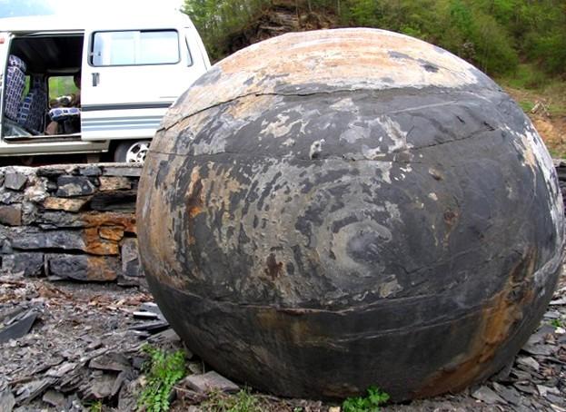 Las Esferas de Granito de Costa Rica #33333