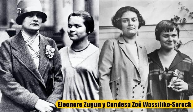 Eleonore Zugun un caso de Fenómeno de Psicoquinesis Espontánea # 0002