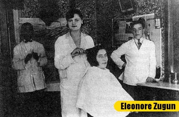Eleonore Zugun un caso de Fenómeno de Psicoquinesis Espontánea # 0003