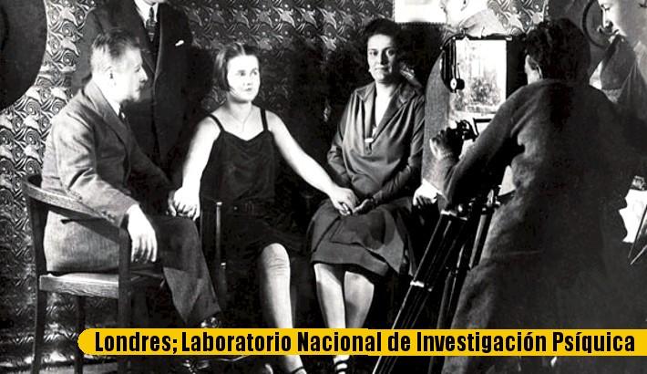 Eleonore Zugun un caso de Fenómeno de Psicoquinesis Espontánea # 0004
